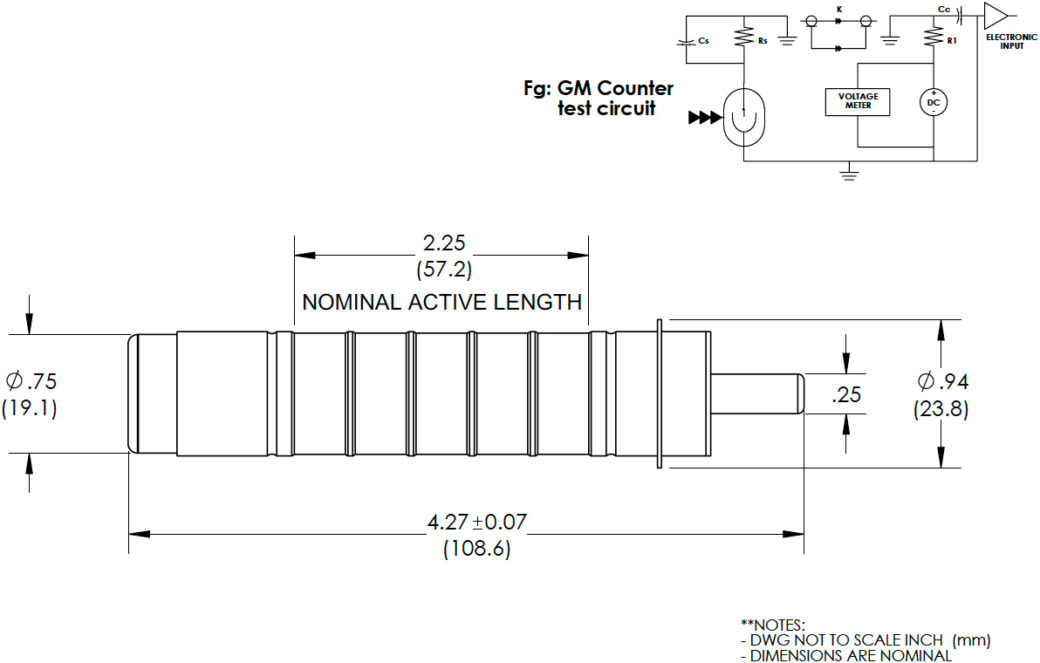 GN112 Spec Drawing
