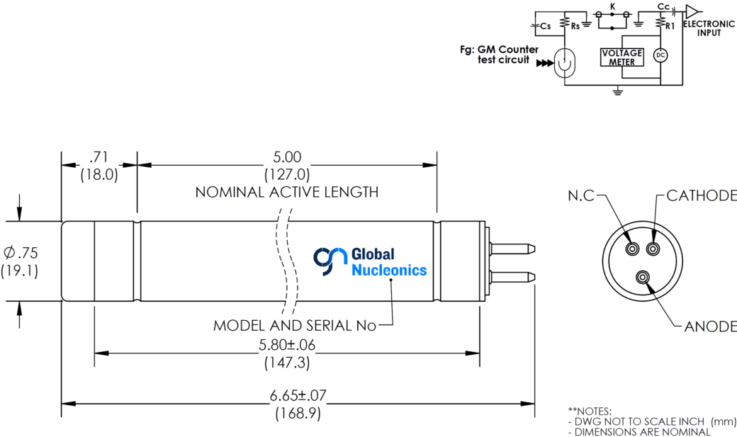 GNP334-6/3P Drawing