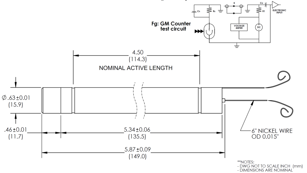 GNP358-6RH Drawing